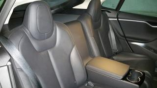 Tesla Model S Executive Rear Seats